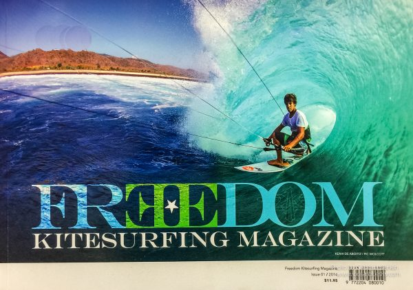 New Publication: FREEDOM Kitesurfing Magazine