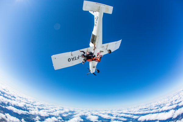 THREE New Skydive Videos by Oceanbluesky Productions