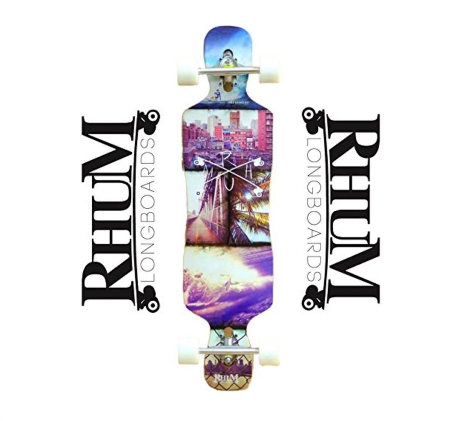 RHUM Longboards are here
