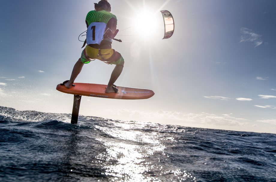 Kite-Foil-Board Photography – Session Mauritius 2014